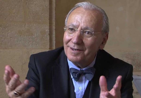 Michel Maffesoli, sociologue et spécialiste des liens communautaires
