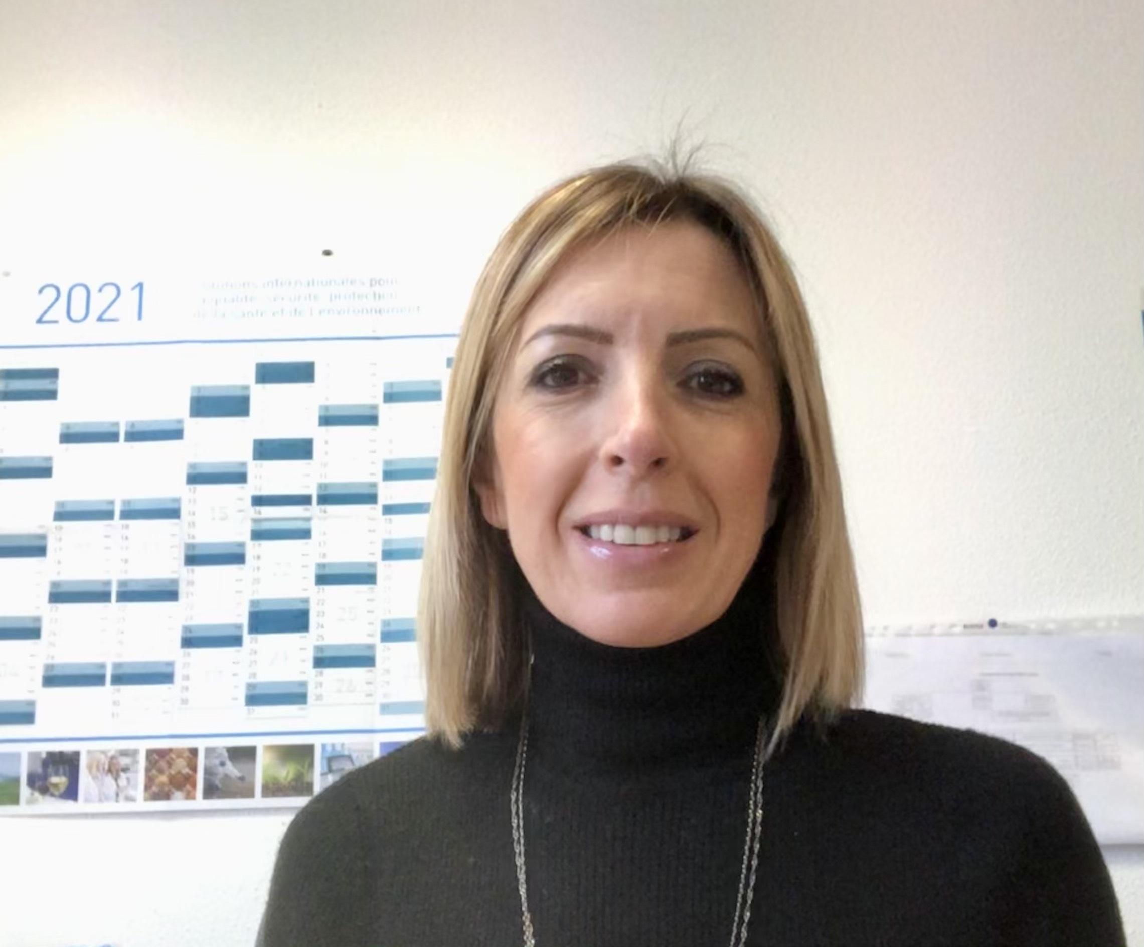 Elisabeth Jouffray, Directrice des Ressources Humaines chez WESSLING France,