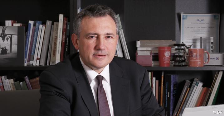 Olivier Torrès, fondateur d'Amarok