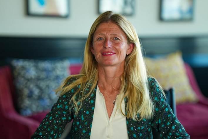 Anne-Sophie Beraud, Global lead Inclusion & Diversity d'Accor,