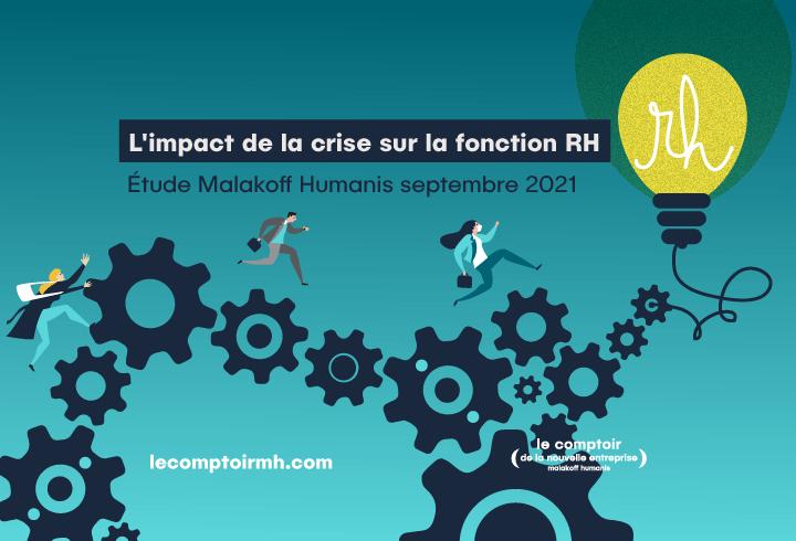MH sept 2021 - L'impact de la crise sur la fonction RH